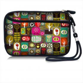 Pouzdro a peněženka Huado na mobil Etno style