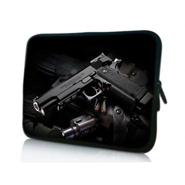 "Pouzdro Huado pro notebook do 10.2"" Revolver 9 mm"