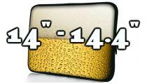 """Pouzdra pro notebooky do 14.4"""""""